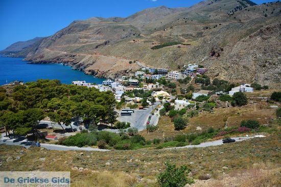 Chora Sfakion Sfakia zuid Kreta